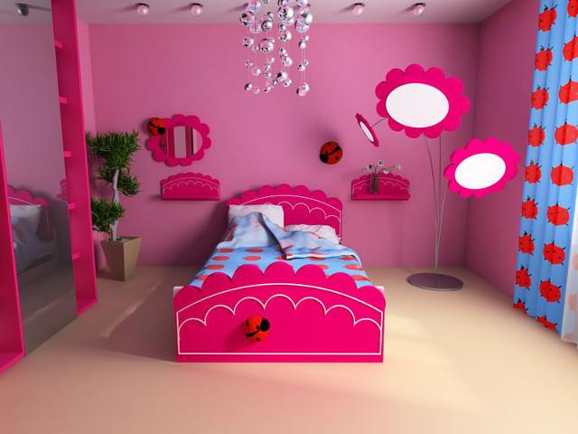 Kinderzimmer Farben Immer Nur Rosa Oder Hellblau