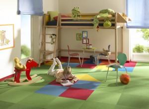 Rollo-Kinderzimmer