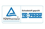 TÜV Toxproof